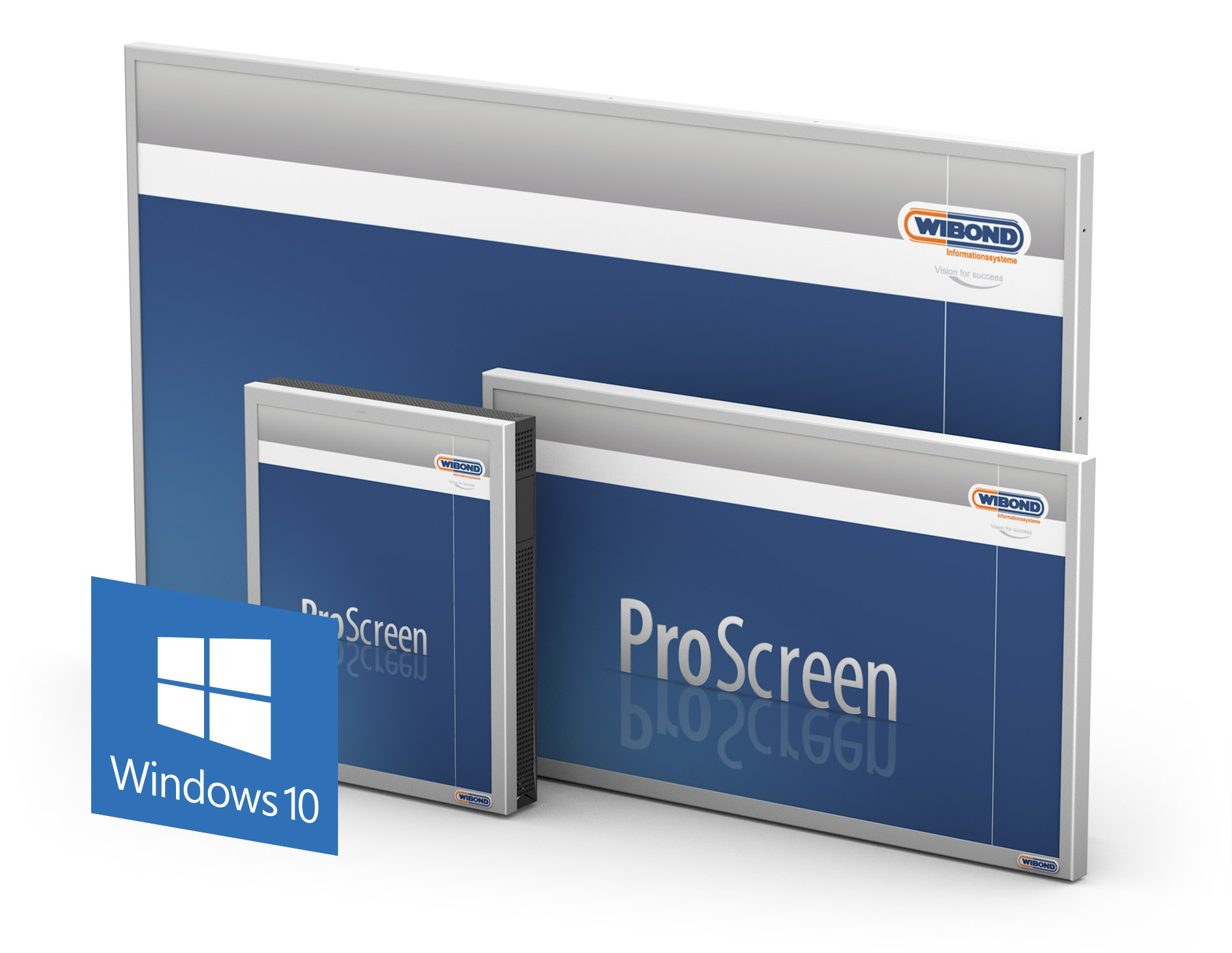 ProScreen Monitore mit Embedded-PC